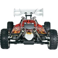 RC model buggy Reely by GS Racing GSC3510 Red Devil, Brushless, 1:8, 4WD, RtR