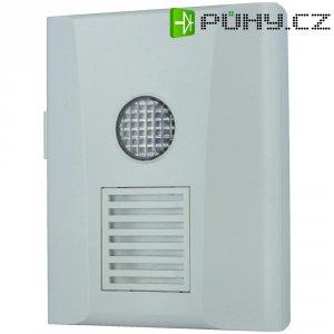 Bezdrátový zvonek s optickou signalizací Home Easy, HE820, 50 m, bílá
