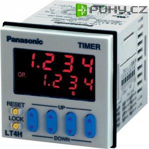 Multifunkční vestavný spínací timer Panasonic LT4H240ACSJ, 230 V/DC