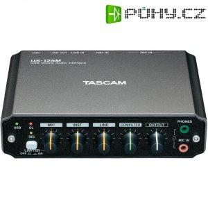 Externí USB zvuková karta Tascam US-125M