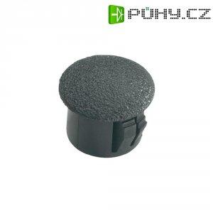 Záslepka PB Fastener 76064, 8 mm, Ø 7,8 mm, černá