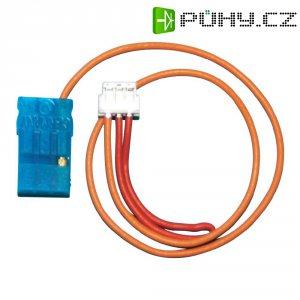 Propojovací kabel Modelcraft, 3-pólová ZH zástrčka