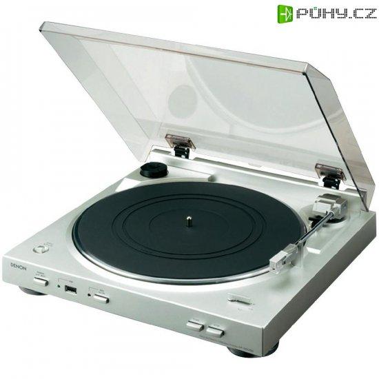 USB gramofon Denon DP-200USB - Kliknutím na obrázek zavřete