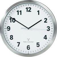 Analogové DCF nástěnné hodiny TFA, ? 30 x 4,5 cm