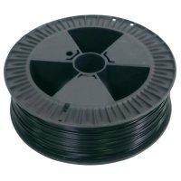 Vlákno pro 3D tiskárny German RepRap 100313, 3 mm, 600 g, černá