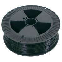 Náplň pro 3D tiskárnu, German RepRap 100313, PP, 3 mm, 750 g, černá