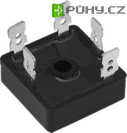 Usměrňovač 3fázový Vishay 26MT160PBF, U(RRM) 1600 V, U(FM) 1,26 V, 25 A, D-63
