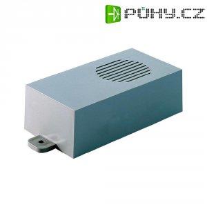 Plastová přístrojová krabička Strapubox, (d x š x v) 115 x 60 x 35 mm, šedá