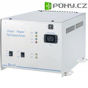 Měnič napětí DC/AC Berel NUS2000/48/TI, 48V/230V, 2000 W
