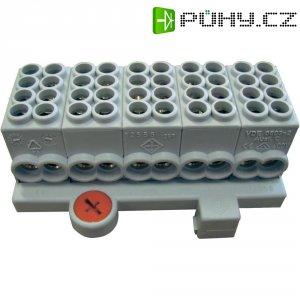 Rozbočovací svorkovnice FTG, 5pólová, 25 mm2