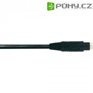 Přívodní kabel pro kryt čidla B+B Thermo-Technik, 6pólový, stíněný, 3 m