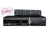 Satelitní přijímač GoSAT GS7056HDi + Karta T-Mobile Start
