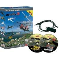 Letecký simulátor Ikarus Aerofly 5 Mac Interface