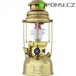 Petrolejová lampa Petromax HK 500, mosaz