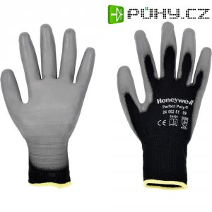 Ochranné rukavice Perfect Fit, 2400251-10, polyamid, černá