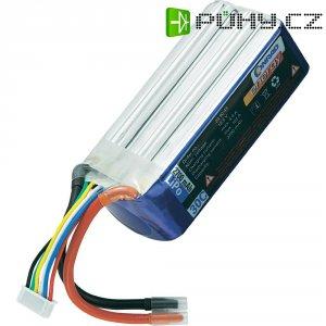 Letecký akupack LiPol Conrad Energy, 18,5 V, 2700 mAh, 30 C, XH