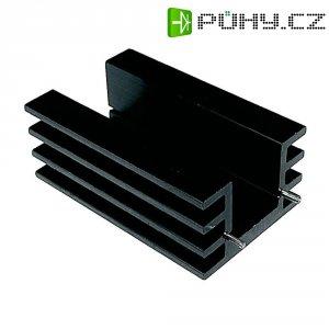 Profilový chladič Assmann WSW V5220X, 37,5 x 32 x 20 mm, 8 K/W