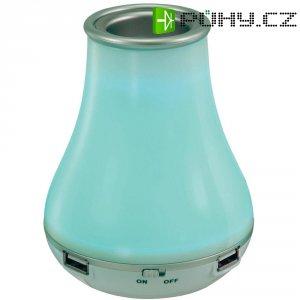 Aromatické světlo s USB hubem