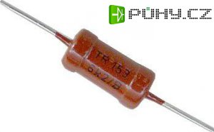 100R TR153, rezistor 1W metaloxid