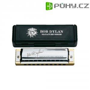 Foukací harmonika Hohner Bob Dylan Signature Series
