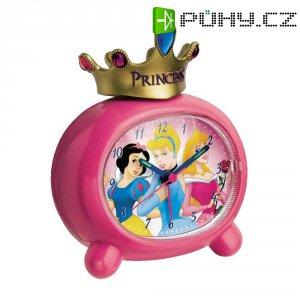 Dětský budík Princess 1 Techno Line, růžová
