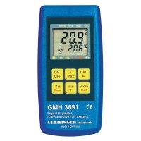 Měřič kyslíku ve vzduchu Greisinger GMH3691+GGO370, 300145