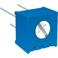 Odporový trimr Bourns, 3386P-1-102LF, 1 kΩ, 0,5 W, ± 10 %
