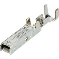 Pin konektoru do pouzdra D-3100S TE Connectivity 1-175216-3, zásuvka, 250 V, AWG 28-24