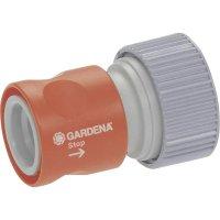 """Přechodka se stopspojkou Gardena, 19 mm (3/4 \"""")"""