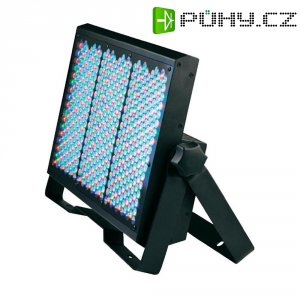 DMX LED reflektor Mc Crypt LumiFlood, 33 W, barevná
