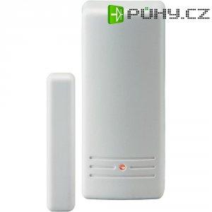 Bezdrátový kontakt otevření dveří ABUS, FU9025W, 100 m, bílá