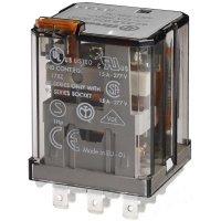 Zátěžové relé Finder 230 V/AC, 16 A, 3 přepínací kontakty, 62.33.8.230.0040, 1 ks