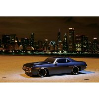 RC model EP Vaterra Chevy Camaro RS 1969 V100-S, 1:10, 4WD, RtR 2.4 GHz