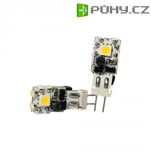 LED žárovka Ledxon, G4, 1,5 W, 12 V, teplá bílá