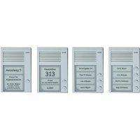 Domácí telefon Auerswald TFS-Dialog 202, 90635, 2 rodiny, stříbrná