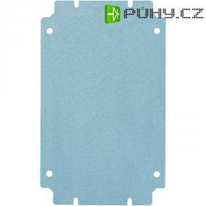 Montážní deska pro svorkové skříně Rittal KL 1561.700, (d x š) 300 mm x 150 mm (KL 1561.700)