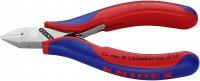 Stranové štípací kleště Knipex 77 42 115, 115 mm, špičatá hlava bez fazety