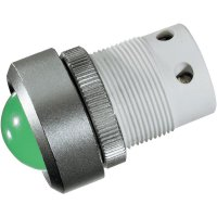 LED signálka Signal Construct SMTD22634, 24 V DC/AC, bílá