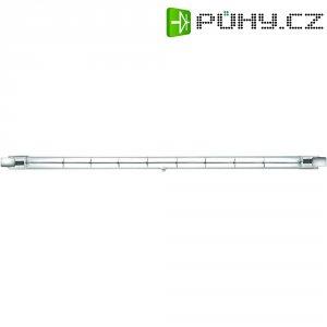 Lineární halogenová trubice Sygonix, R7s, 1000 W, 254 mm, stmívatelná, teplá bílá