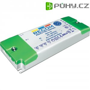 LED zdroj konst. proudu Recom Lighting RACT20-1050, 20000843, 1050 mA, 18 V