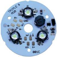 HighPower LED Barthelme, 61002426, 700 mA, 12 V, 120 °, teplá bílá