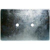 Kovová podložka, 175 x 125 x 3 mm