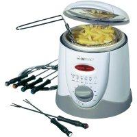 Fritovací hrnec/nádoba na přípravu fondue Clatronic FFR 2916, 900 W