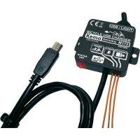 Regulátor nabíjení na jízdní kola s USB M172