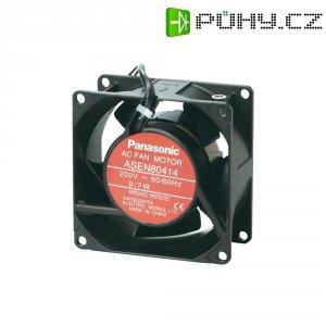 AC ventilátor Panasonic ASEN80416, 80 x 80 x 38 mm, 230 V/AC