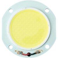 Deska se SCOB LED Barthelme 61300132, 750lm, kulatá, bílá