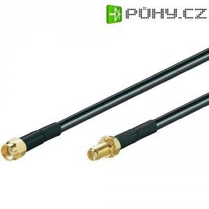 Anténní prodlužovací kabel pro WiFi, SMA konektor, 2 m