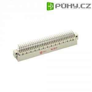 Měřicí lišta typ C rovná Harting 09 03 196 6922, 96pól., 2,54 mm