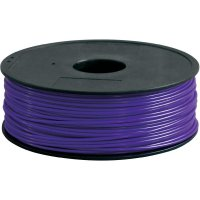 Náplň pro 3D tiskárnu, Renkforce ABS300Z1, ABS, 3 mm, 1 kg, fialová