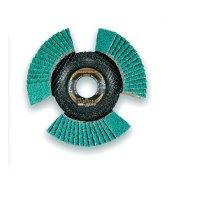 Lamelový kotouč Rhodius LSZ F VISION 207077, 125 mm, zrnitost 40